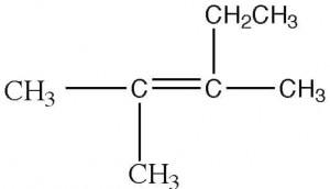 2-methyl-3-ethyl-2-Buten