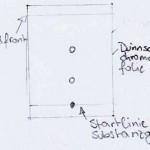 Duennschichtchromatografie-stürzer