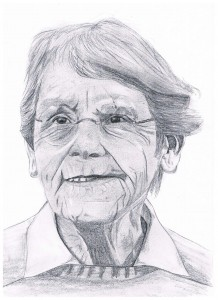 Barbara McClintock by Sarah Mpunga, 3HMB, HLMW 9, 2014