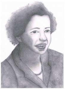 Maria Goeppert-Mayer by Verena Koch (4HMM)