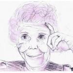 Rita Levi Montalcini by Carmen Hackl 4HMM