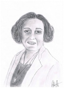 Rosalyn Yalow by Cornelia Holzinger (4HMM)