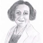 Rosalyn Yalow by Cornelia Holzinger (4HMM)